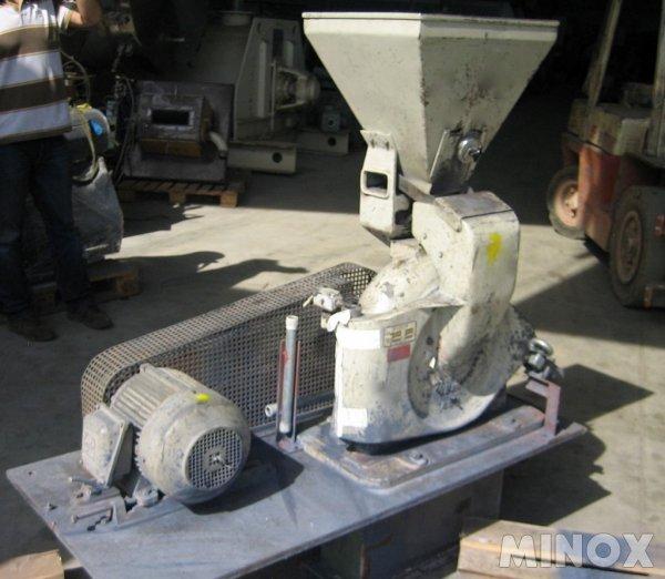 Atemberaubend Minox GmbH :: Maschinen (Neu & gebraucht) :: Mühlen/Feinzerkleinerer @DK_58